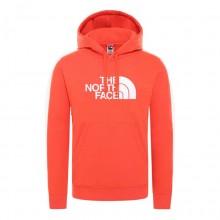 Sudadera The North Face Drew Peak Rococco Red