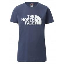 Camiseta W The North Face Easy Vintage Indigo