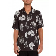 Camisa Volcom Tab Up Black