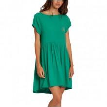 Vestido Volcom Eazi Synergy Green