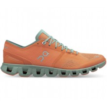 Zapatillas On Running Cloud X Orange Sea