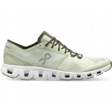 Zapatillas On Running Cloud X Aloe White