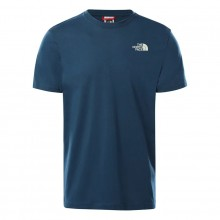 Camiseta The North Face Red Box Celebration Monterey Blue