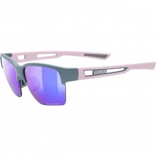 Gafas de Sol Uvex Sportstyle 805 CV Grey Rose Mat