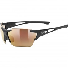 Gafas de Sol Uvex Sportstyle 803 Race CV VM Black