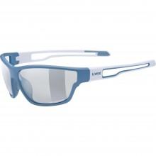 Gafas de Sol Uvex Sportstyle 806 V Blue White