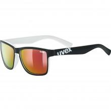 Gafas de Sol Uvex lgl 39 Black White