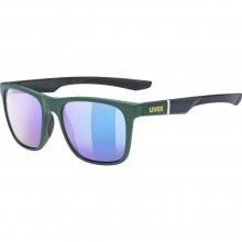 Gafas de Sol Uvex lgl 42 Green Black
