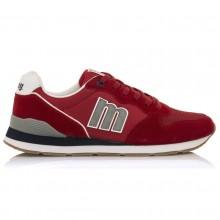 Zapatillas Mustang Joggo Rojo