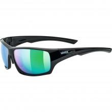 Gafas de Sol Uvex Sportstyle 222 P Black Green