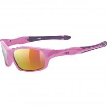 Gafas de Sol Niños Uvex Sportstyle 507 Pink