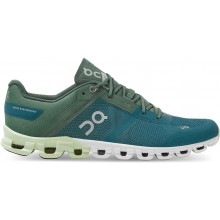 Zapatillas On Running Cloudflow Sea Petrol