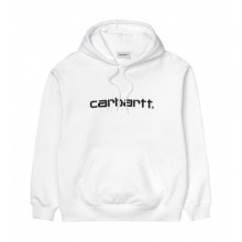 Sudadera Carhartt Hooded Sweat White