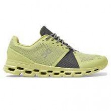 Zapatillas On Running Cloudstratus Pistachio Grey
