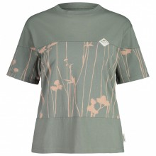 Camiseta W Maloja Sharaban Salvia