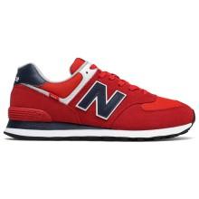 Zapatillas New Balance ML574SP2 Rojo