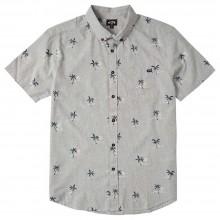 Camisa Billabong Sundays Mini Gris