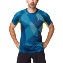 Camiseta Raidlight Technical Top Blue