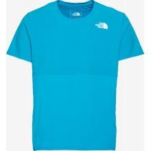 Camiseta The North Face True Run Meridian Blue