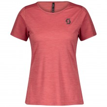Camiseta Scott W Trail Run LT Brick Red