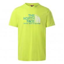 Camiseta The North Face Rust 2 Sulphur Green
