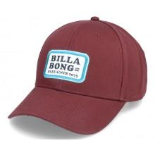 GORRA BILLABONG WALLED BURGUNDY