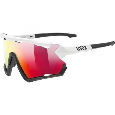 Gafas de Sol UVEX Sportstyle 228 White Black Mat