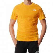 Camiseta The North face Red Box Arrowwood Yellow