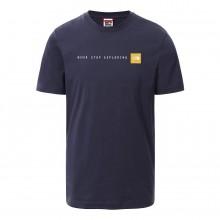 Camiseta The North Face NSE Azul