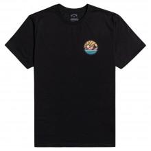 Camiseta Billabong Rockies SS Negro