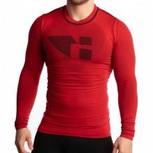 Camiseta Térmica Hanker Dadpa Rojo