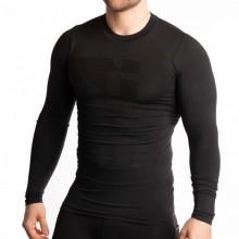 Camiseta Térmica Hanker Dadpa Negro