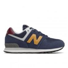 Zapatillas New Balance Junior PC574HW1 Indigo Azul