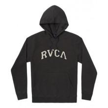 Sudadera Rvca Concord Applique Negro