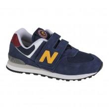 Zapatillas Niños New Balance PV574HW1 Indigo Azul