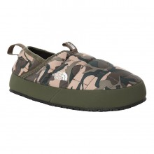 Pantuflas Junior The North Face Traction Mule II Taupe Green