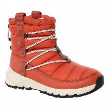 Botas W The North Face Thermoball™ Lace Up Burnt Ochre