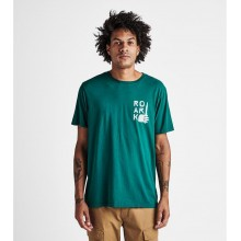 Camiseta Roark A.r.g. Verde