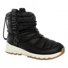 Botas W The North Face Thermoball Lace 3 Negro