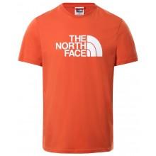 Camiseta The North Face Easy Burnt Ochre