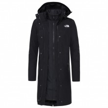 PARKA W THE NORTH FACE SUZANNE TRICLIMATE® BLACK
