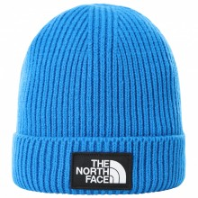 Gorro Junior The North Face Y Box Logo Azul