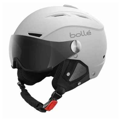CASCO BOLLÉ BACKLINE VISOR BLANCO