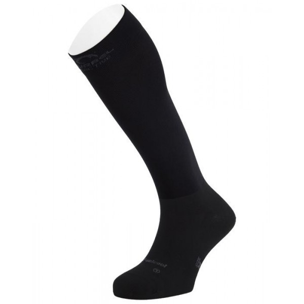 CALCETINES LURBEL RECOVERY NEGRO