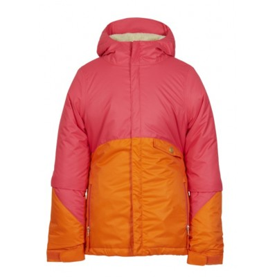 686 GIRLS WENDY INSULATED JACKET CORAL