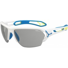 GAFAS CEBE S-TRACK LARGE MATT WHITE BLUE