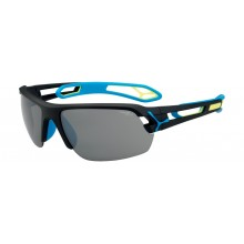 GAFAS CEBE S-TRACK LARGE MATT BLACK BLUE