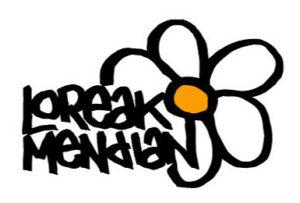 logo loreak mendian